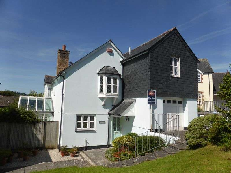 4 Bedrooms Detached House for sale in Grenville Meadows, Lostwithiel