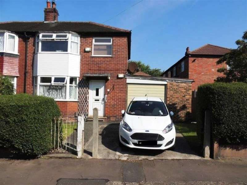 3 Bedrooms Property for sale in Garlick Street, Gorton, Manchester