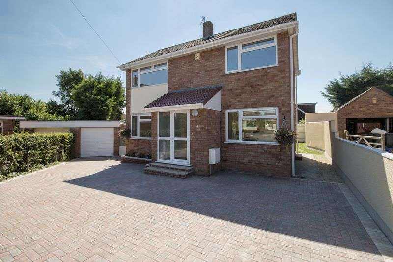 3 Bedrooms Detached House for sale in Cantell Grove, Stockwood