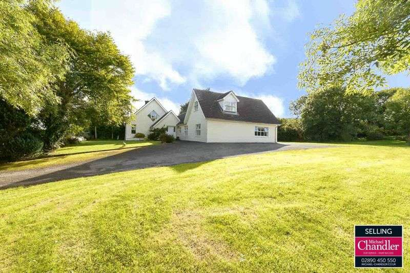 5 Bedrooms Detached House for sale in 170 Old Belfast Road, Ballynahinch, BT24 8YJ