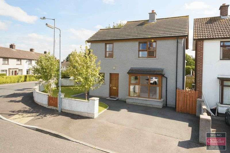 3 Bedrooms Detached House for sale in 16 Rockland Drive, Moneyreagh, BT23 6BD