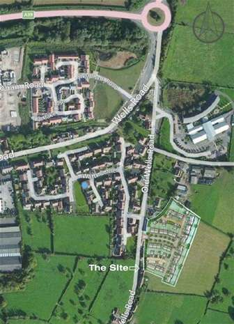 Land Commercial for sale in Old Wells Road, Glastonbury