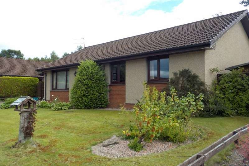 4 Bedrooms Detached Bungalow for sale in Birch Drive, Maryburgh, Dingwall, IV7