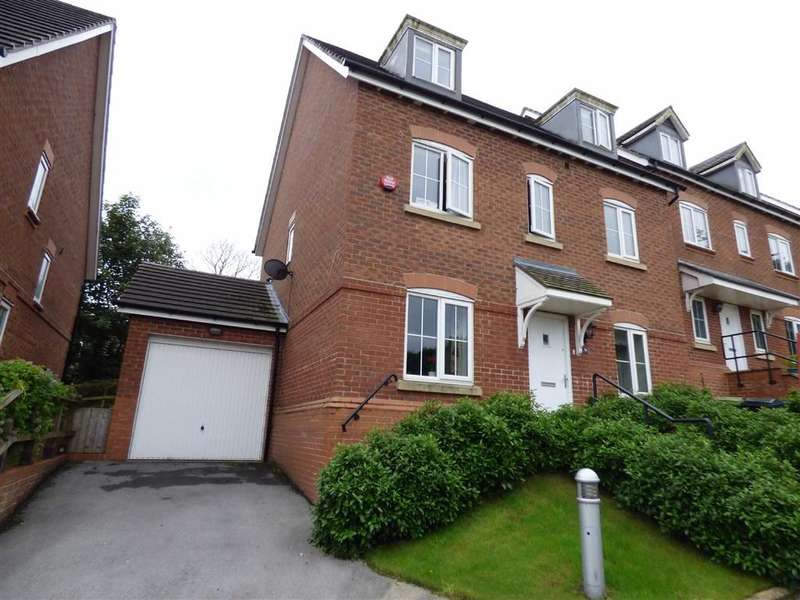 5 Bedrooms Property for sale in Blackthorn Drive, Lindley, HUDDERSFIELD, West Yorkshire, HD3