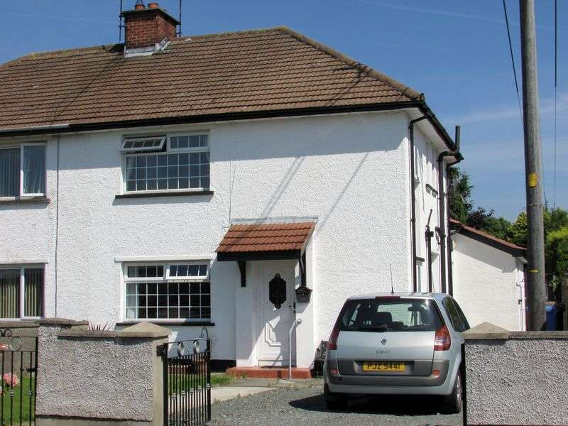 4 Bedrooms Semi Detached House for sale in Semi Detached House