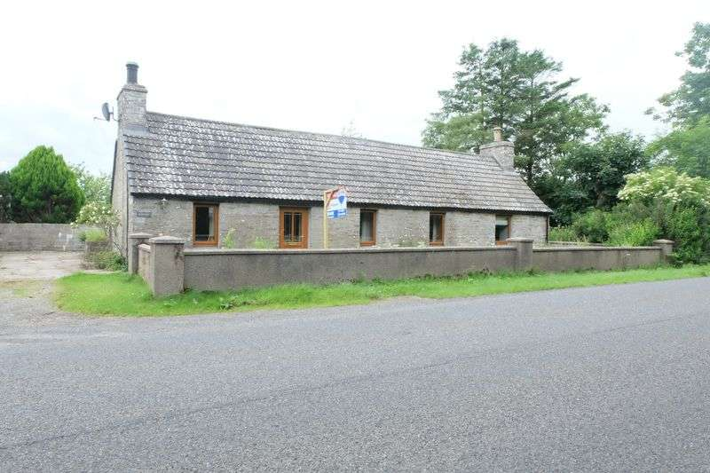 4 Bedrooms Detached Bungalow for sale in Bower, Wick