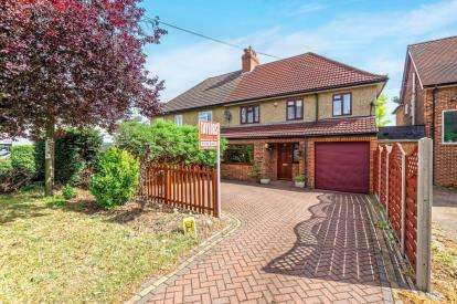 5 Bedrooms Semi Detached House for sale in London Road, Biggleswade, Bedfordshire