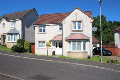 4 Bedrooms Detached House for sale in Berriedale Crescent, Blantyre