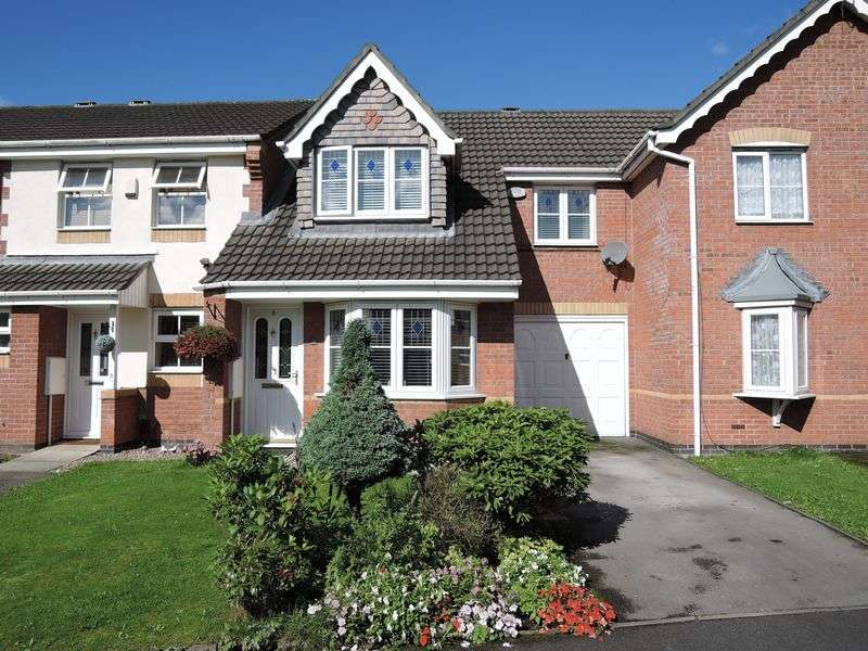 3 Bedrooms Terraced House for sale in Inglesham Close, Baguley