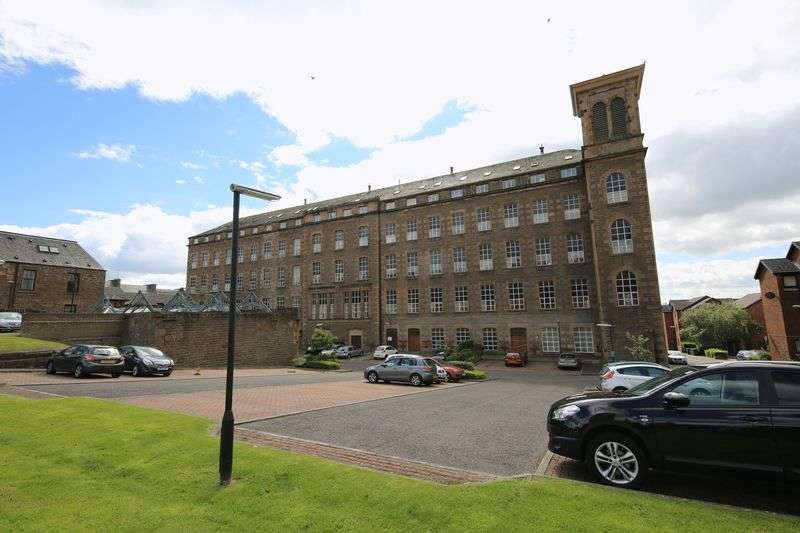2 Bedrooms Flat for sale in Flat 48 Highmill Court, Dundee DD2 1UN