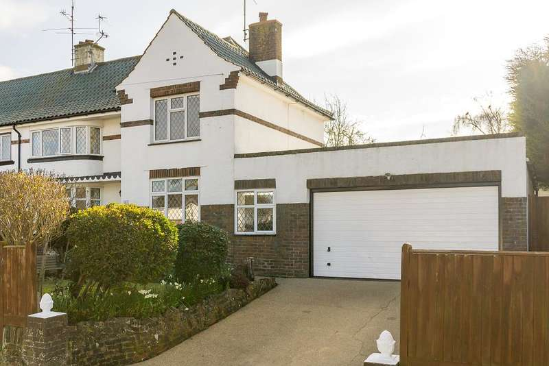 3 Bedrooms Property for sale in Oxen Avenue, Shoreham-By-Sea