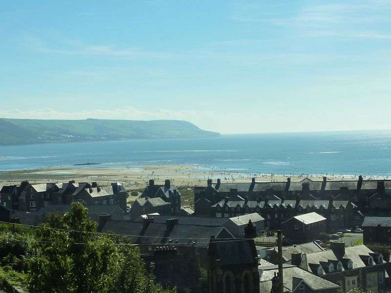 5 Bedrooms Detached House for sale in Barmouth, Gwynedd