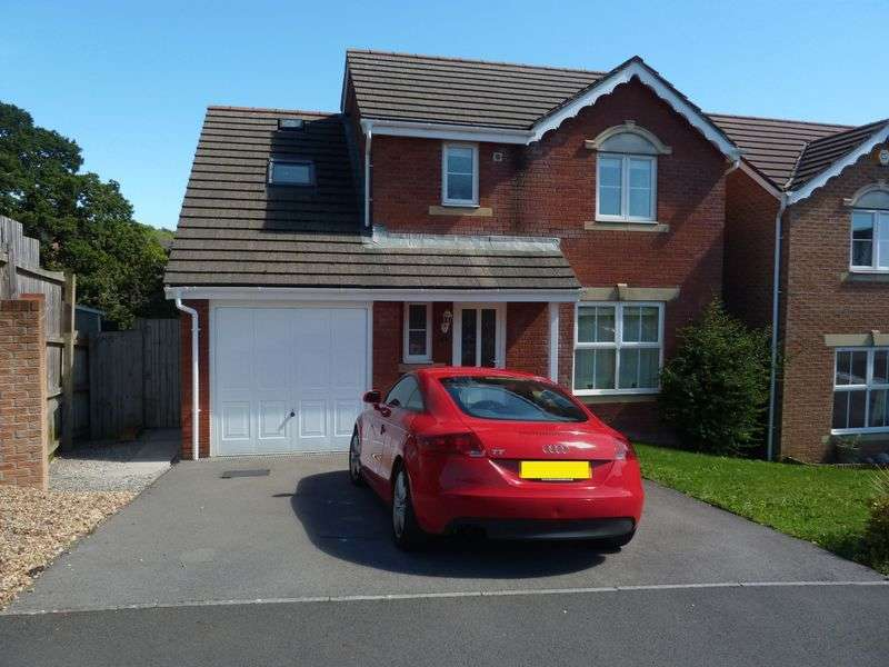 5 Bedrooms Detached House for sale in Heol Gwerthyd, Barry