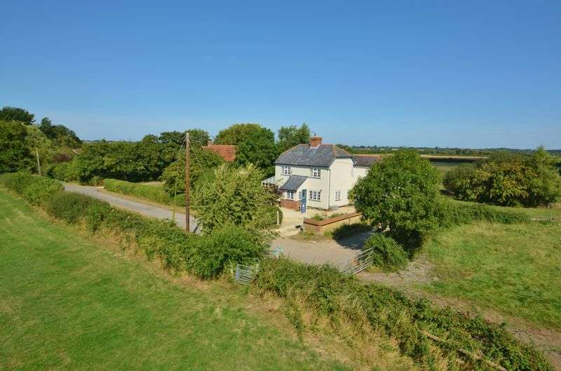 4 Bedrooms Detached House for sale in Farm Cottage, Aston Sandford
