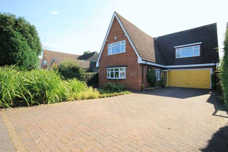4 Bedrooms Detached House for sale in FRESCO DRIVE, LITTLEOVER