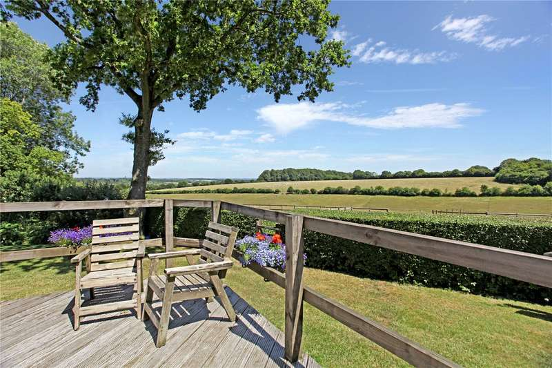 5 Bedrooms Detached House for sale in Sarum Road, Winchester, Hampshire, SO22