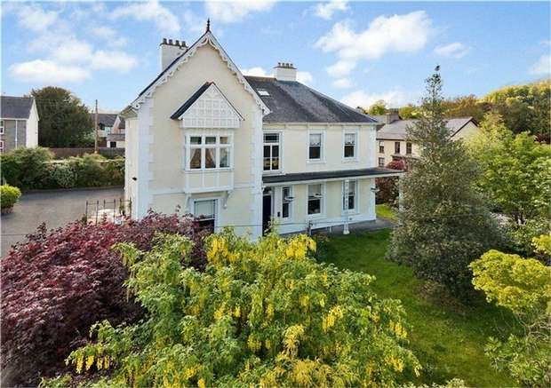 8 Bedrooms Detached House for sale in Bronllys, Brecon, Powys