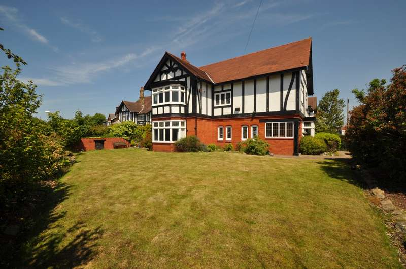 5 Bedrooms House for sale in Lyndhurst Road, Wallasey