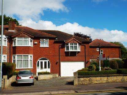5 Bedrooms Semi Detached House for sale in Edge Lane, Manchester, Greater Manchester