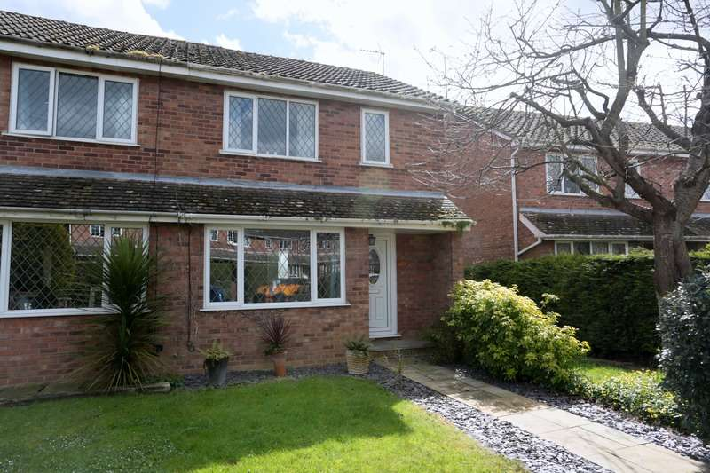 3 Bedrooms End Of Terrace House for sale in Beech Close, Thirsk, North Yorkshire, YO7