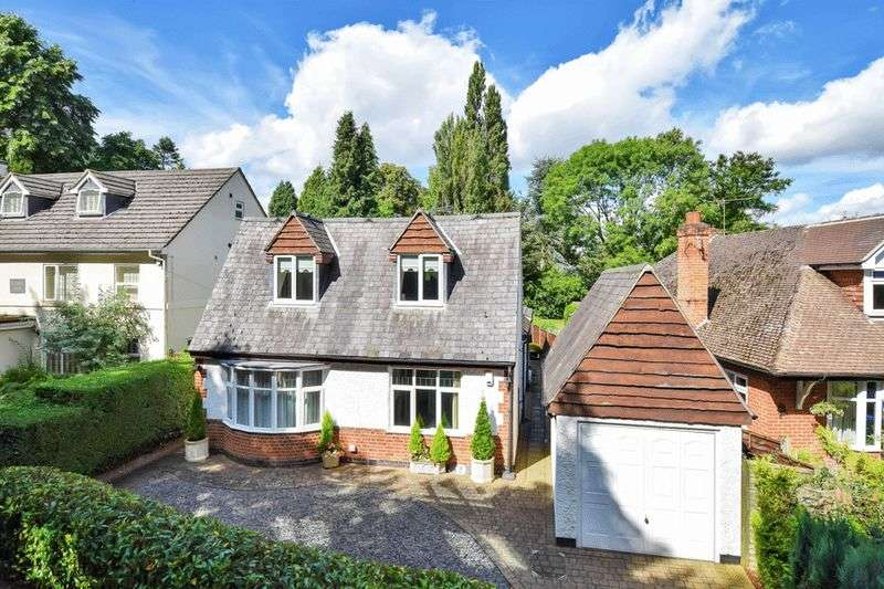 3 Bedrooms Detached House for sale in Buddon Lane, Quorn