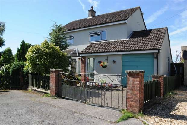3 Bedrooms Detached House for sale in Upper Seagry, Chippenham, Wiltshire