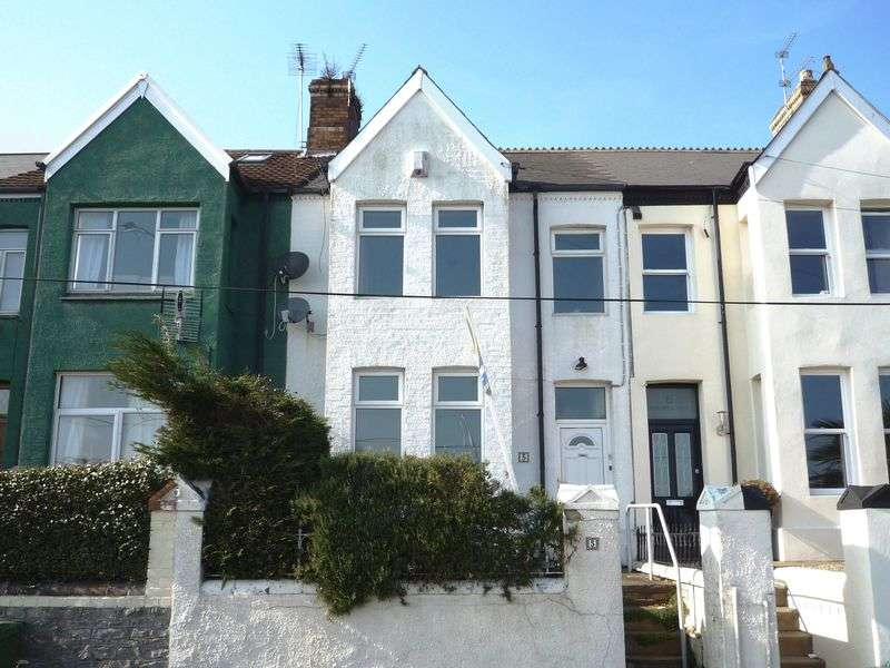 3 Bedrooms Terraced House for sale in Old Mill Road, Barry
