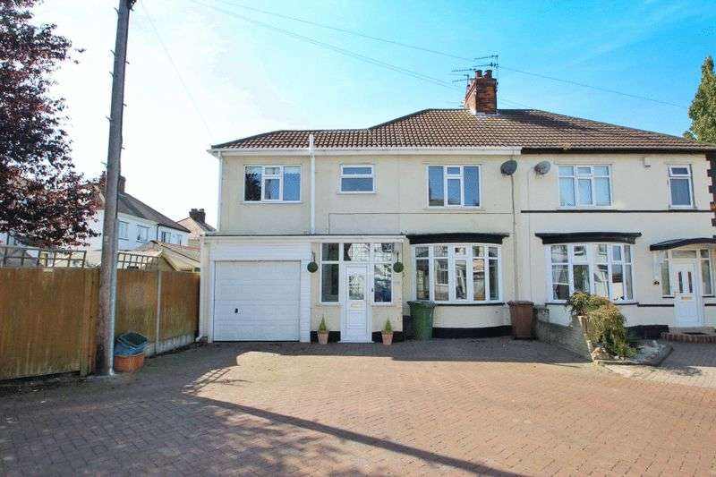 5 Bedrooms Semi Detached House for sale in ROOKERY AVENUE, GRIMSBY