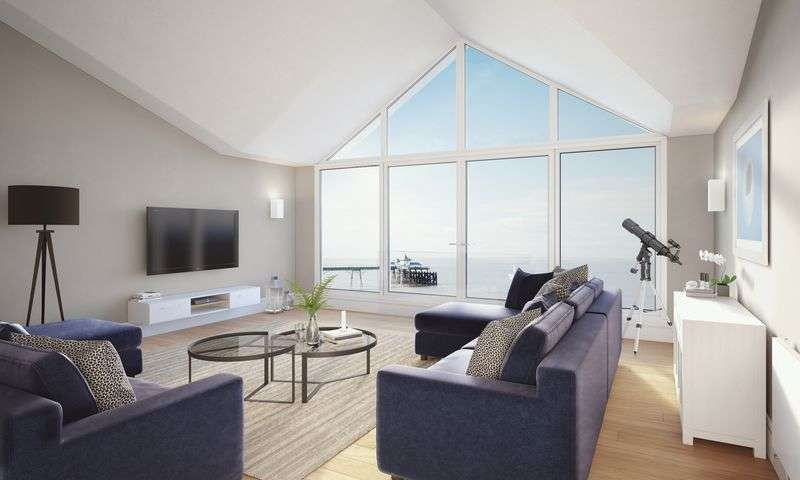 4 Bedrooms Terraced House for sale in Plot 2 Marine Hill, Clevedon
