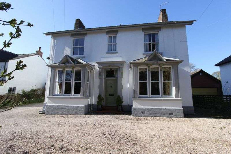 4 Bedrooms Detached House for sale in Uttoxeter Road, Blythe Bridge, Stoke-On-Trent