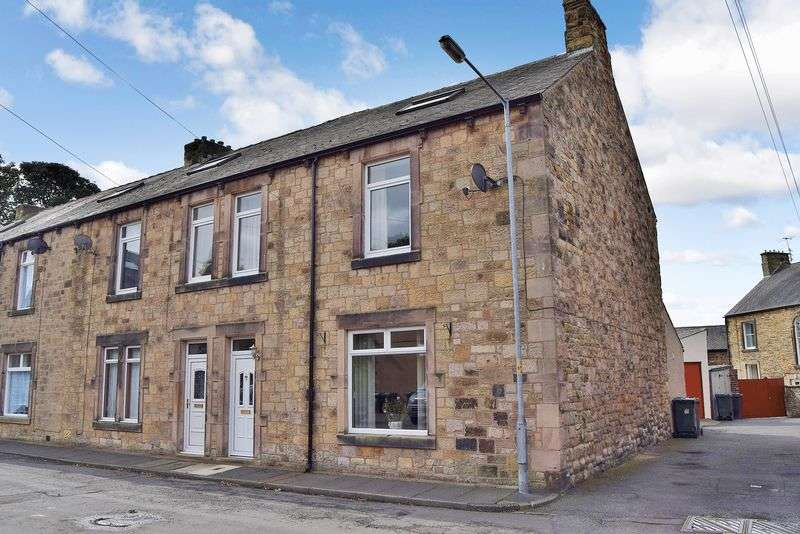 4 Bedrooms Terraced House for sale in Sycamore Street, Haltwhistle