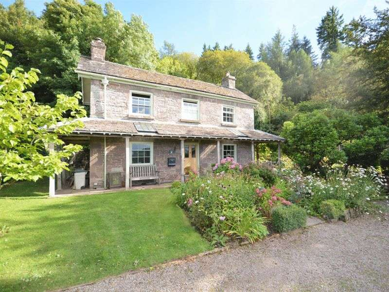 3 Bedrooms Detached House for sale in Bwlch, Brecon
