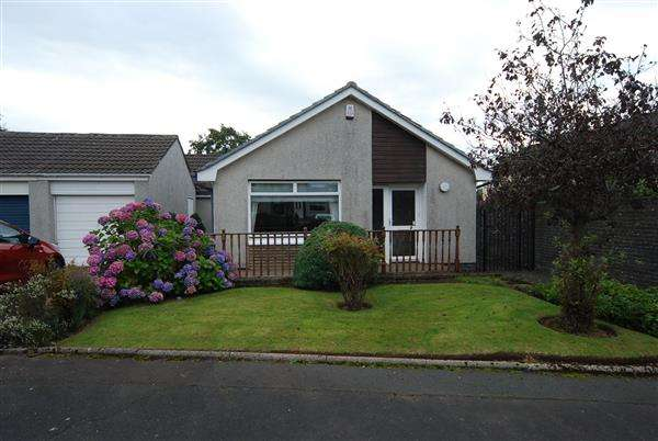 3 Bedrooms Bungalow for sale in Carnoustie Court, Kilwinning