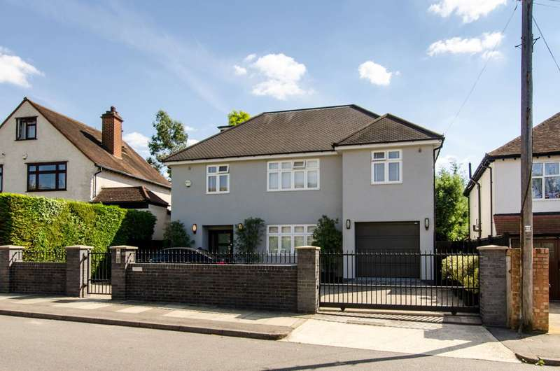 5 Bedrooms House for sale in Nelson Road, New Malden, KT3