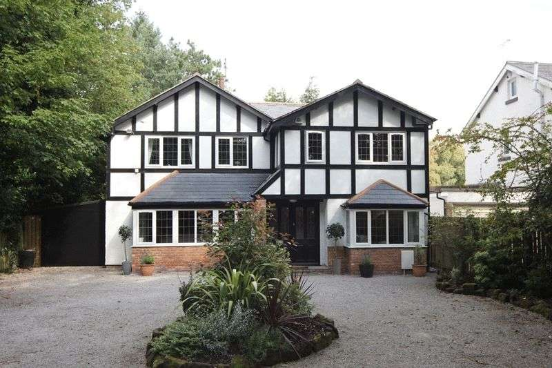 5 Bedrooms Detached House for sale in Tower Road North, Heswall, Wirral
