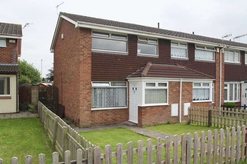 3 Bedrooms Terraced House for sale in Robinia Walk, Whitchurch, Bristol, BS14