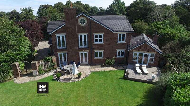 5 Bedrooms Detached House for sale in Stunning, Individually Designed - Liverpool Road, Longton, Preston