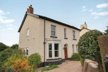 4 Bedrooms Detached House for sale in Chester Road, Helsby, Frodsham, Cheshire, WA6
