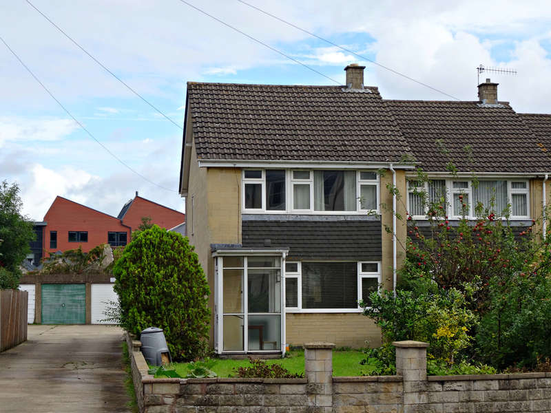 3 Bedrooms End Of Terrace House for sale in High Street, Twerton, Bath