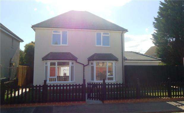 3 Bedrooms Detached House for sale in Gifford Road, Bedford