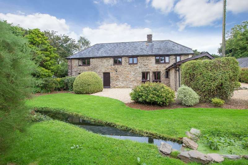4 Bedrooms Barn Conversion Character Property for sale in Manor Barn, The Village, North Huish, South Brent