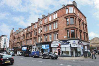 1 Bedroom Flat for sale in Byres Road, Partick, Glasgow