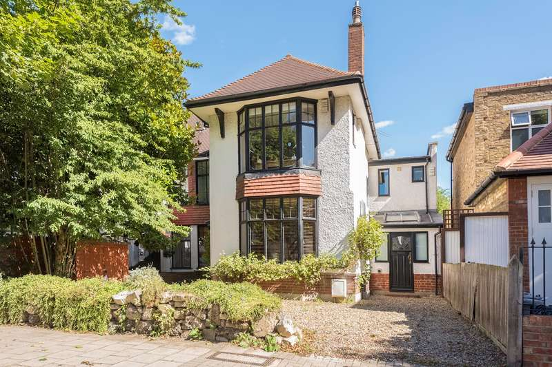 5 Bedrooms Semi Detached House for sale in Hartswood Road, London, W12