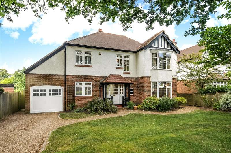 4 Bedrooms Detached House for sale in Denham Road, Epsom, Surrey, KT17