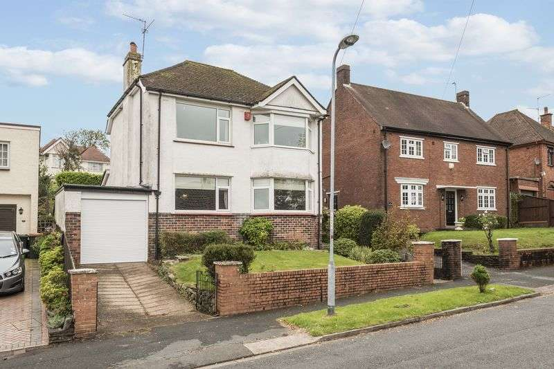 4 Bedrooms Detached House for sale in Enville Road, Newport