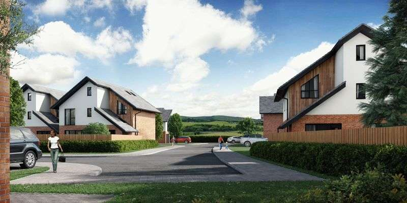 5 Bedrooms Detached House for sale in Plot 1 Holland Street, Littleborough