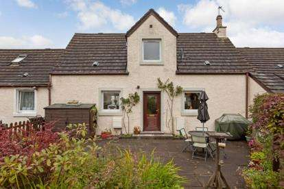 2 Bedrooms Terraced House for sale in Little Corseford Farm Cottage, Beith Road