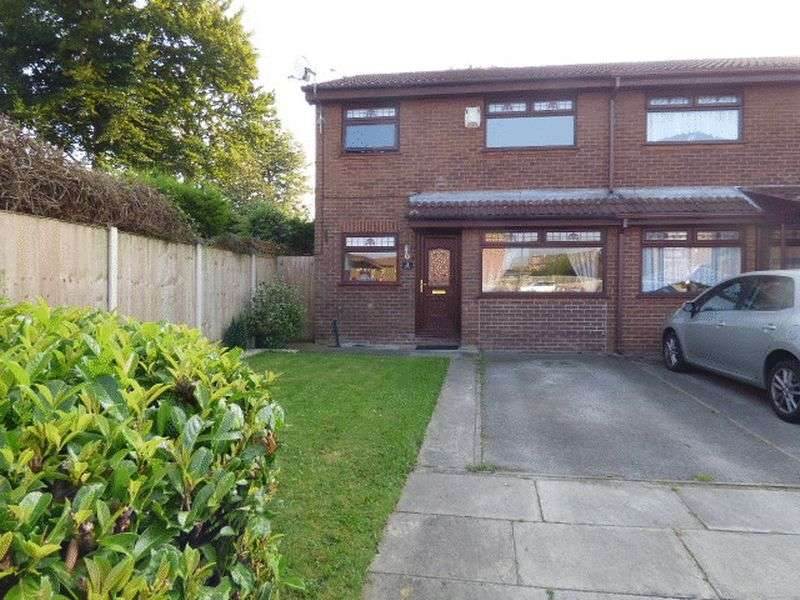 3 Bedrooms Semi Detached House for sale in Harvester Way,Netherton