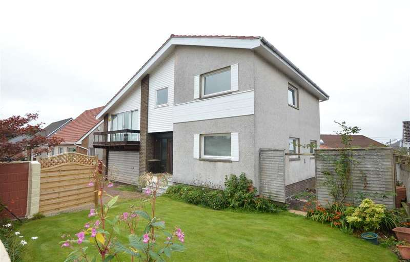 4 Bedrooms Detached House for sale in Hunthill Road, Blantyre