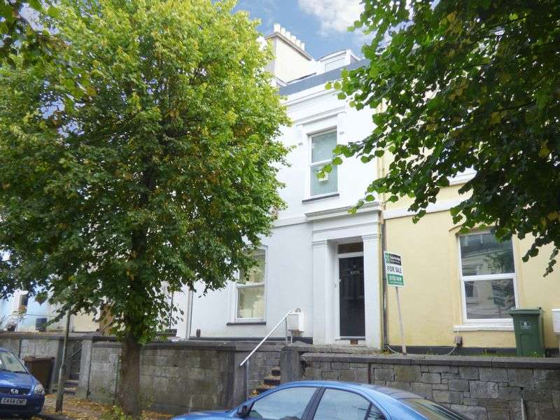 5 Bedrooms Terraced House for sale in Victoria Place, Plymouth, Devon, PL2
